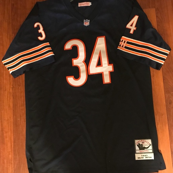low priced c99ad 6fb3e Walter Payton Original authentic throwback jersey